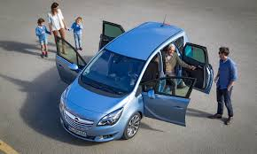 opel meriva 2017 new opel meriva segment leader with top comfort for u201cbest agers u201d