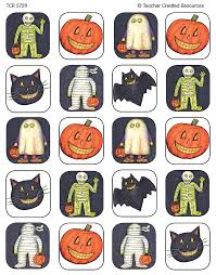 halloween stickers from susan winget tcr5729 teacher created