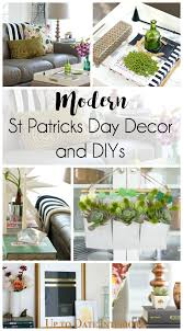 modern st patrick u0027s day decor and diys up to date interiors