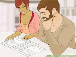 low budget wedding 3 ways to plan a low budget wedding wikihow