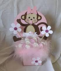 Baby Monkey Centerpieces by Mod Monkey Centerpiece Mod Monkey Decor Pinterest Monkey