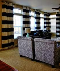 Gold Striped Curtains Coffee Tables Gold Striped Drapes Black And White Striped Curtains