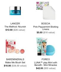 sephora black friday 2017 best deals sephora black friday app only deals hello subscription
