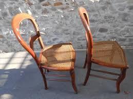chaises louis philippe 2 chaises louis philippe cannées