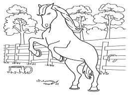 cute coloring pages for girls print free printable horse 471622
