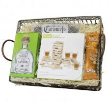 tequila gift basket gift basket experts gift baskets with liquor