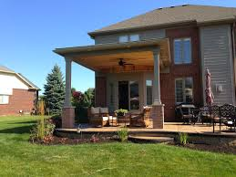 outdoor living macomb county michigan covered porch project adds