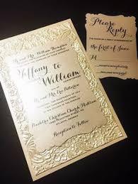 wedding invitations embossed embossed wedding invitation embossed bridal shower invitations