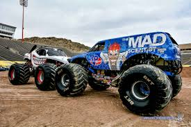 monster mutt truck videos story in many pics monster jam media day el paso herald post