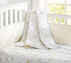 Duvet Cover For Baby Lara Baby Bedding Set Pottery Barn Kids