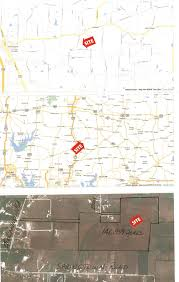 Van Texas Map Altus Realty