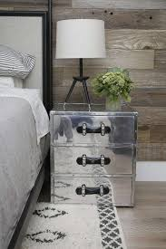 Stainless Steel Nightstand Tips To Choosing Metal Night Stands Marku Home Design