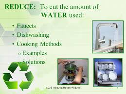 Used Faucets 1 03b Reduce Reuse Recycle B Understand Reduce Reuse Recycle