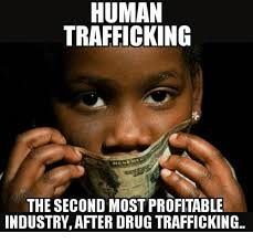 human trafficking the second most profitable industry after drug