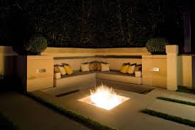 Backyard Fire Pit Design by In Ground Outdoor Fire Pit Designs