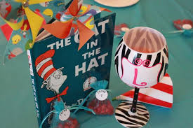 Thing One And Thing Two Party Decorations Dr Seuss Thing 1 And Thing 2 Baby Shower Ideas Themes Games