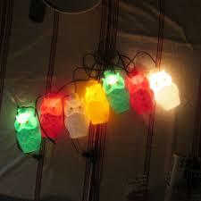 Patio Lantern Lights by Retro String Lights Owl Patio Lanterns Pool Lights Vintage 7