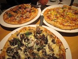 Menu California Pizza Kitchen by Menu Picture Of California Pizza Kitchen Santa Monica Tripadvisor