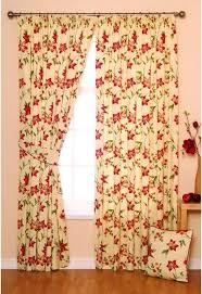 Red Orange Curtains Curtains Ideas Cream And Orange Curtains Inspiring Pictures Of