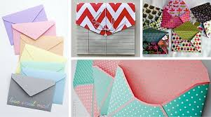 how to make envelopes how to make paper envelopes the crafty blog stalker