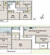 Cheap Floor Plans Traditional Japanese Home Design Good Traditional Japanese Home
