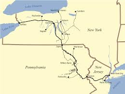 Nj Train Map Lehigh Valley Railroad Wikipedia