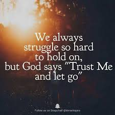 christian quotes about letting go quotesta