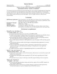 Refinery Operator Trainee Sales Analyst Resume Cv Cover Letter