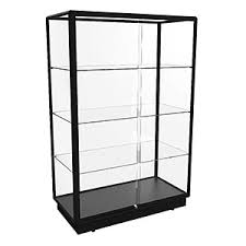 glass cabinet upright display cabinets australian made buy showfront