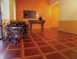 cork flooring in basement