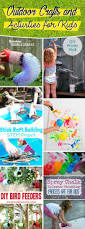 30 outdoor crafts and activities for kids letting the budding