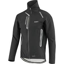mtb rain gear neoshell cycling rain jacket in black by louis garneau cento cycling
