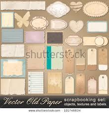 Large Scrapbook Vintage Scrapbook Paper Stock Images Royalty Free Images