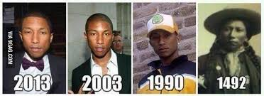Pharrell Meme - pharrell vire the insyder the teeniez voice