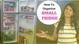 how to organize a fridge ideas to organize small fridge youtube
