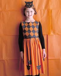 homemade kids u0027 halloween costumes martha stewart