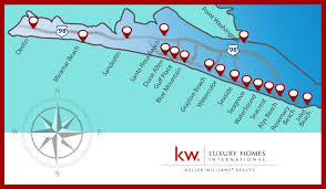 Seacrest Beach Florida Map by 30a Real Estate Search 850 583 1640 30a Real Estate Keller