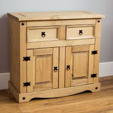 corona solid pine mexican living dining room bedroom waxed