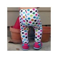 bright polka dot baby and toddler lucky skunks baby