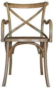 Cross Back Chair Provincial Carver Crossback Chair Natural Stools U0026 Chairs