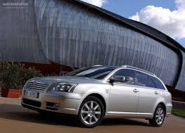 ww toyota gallery of toyota avensis universal