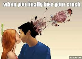 Crush Memes - kissing your crush meme by eddyir memedroid
