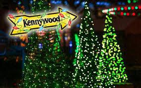 Singing Christmas Tree Lights Holiday Lights Kennywood