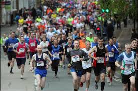 Map Running Routes by Map Of Running Routes And Road Closures For Abp Southampton Half