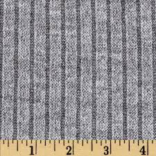 sweater knit fabric telio chalet sweater knit grey discount designer fabric fabric com