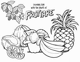 picturesque design coloring fruit tray pages coloring pages