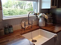 Kitchen Faucet Bridge Sinks Marvellous Farmhouse Style Kitchen Faucets Farmhouse Style