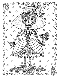 Halloween Coloring Book Pages by