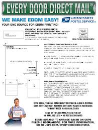 eddm postcard template eddm direct mail printing for your business with ezcustomsign
