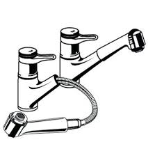 kitchen faucets calgary grohe ladylux cafe 33 758 pull out faucet parts grohe kitchen